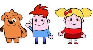 personaggi cartone animato