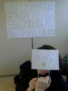 A rischio i servizi sociali nel IV municipio di Roma