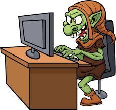 """il fenomeno del """"trolling"""" in rete"""