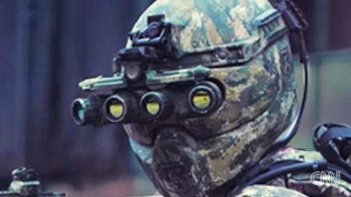 Con il progetto Talos l'esercito americano va verso soldati cyborg