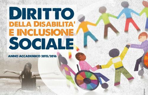 Corso in diritto della disabilità e inclusione sociale