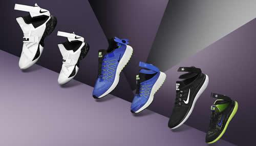 Nike con FlyEase crea una linea di scarpe sportive per persone con bisogni speciali