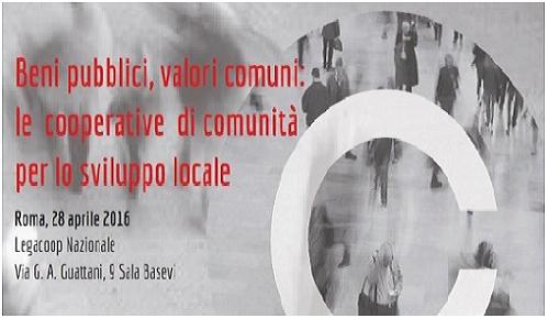 Beni pubblici, valori comuni