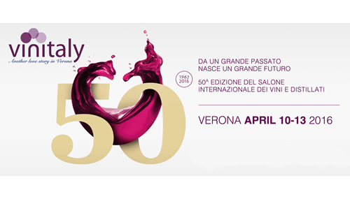 Vinitaly, la fiera del vino made in Italy, nel suo cinquantesimo anniversario premia nel Lazio l'eccellenza della cooperativa sociale d integrata Agricoltura Capodarco