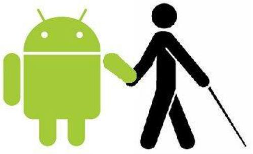 Android ad occhi chiusi