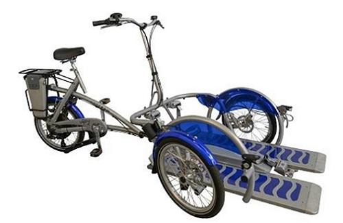 La bicicletta Aspasso