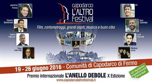 Capodarco L'Altro Festival 2016