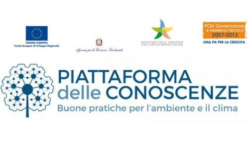 Piattaforma delle Conoscenze – Buone pratiche per l'ambiente e il clima
