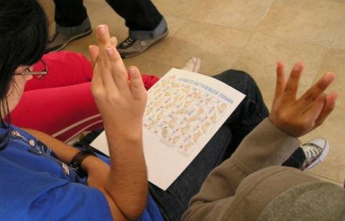 Un'app per l'interazione tra le persone sorde e i medici