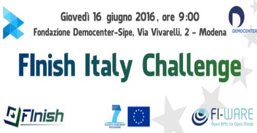 Finish Italy Challenge
