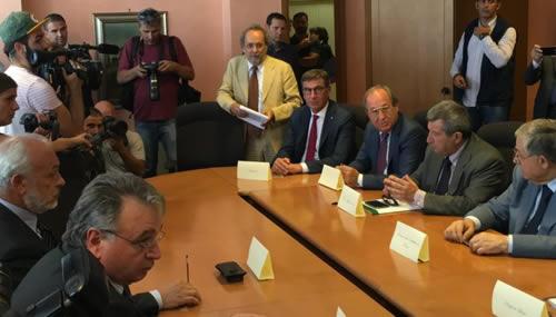 Legacoop tra i firmatari del protocollo per la gestione dei beni confiscati alla Mafia nel Lazio