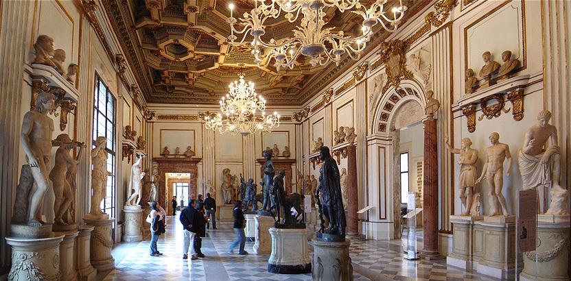 I Musei Capitolini: sono molti gli spazi museali e ed espositivi comunali aperti la prima domenica del mese
