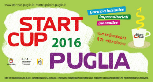 Start Cup Puglia 2016