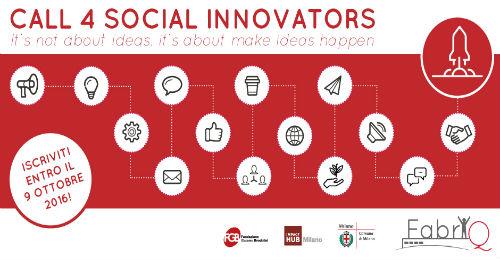 Call 4 Social Innovators