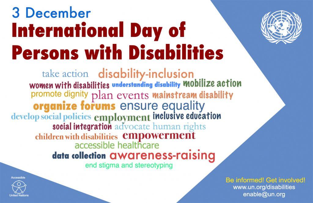 Il 3 dicembre l'Onu promuove la Giornata internazionale per i Diritti delle Persone con Disabilità (Photo Logan Abassi UN/MINUSTAH)