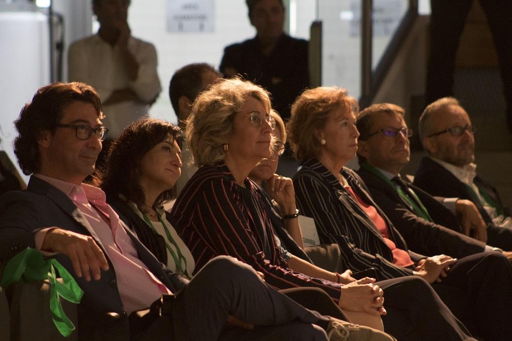 Un altra immagine della platea del D4NP, la manifestazione che fa incontrare nuove tecnologie e no profit