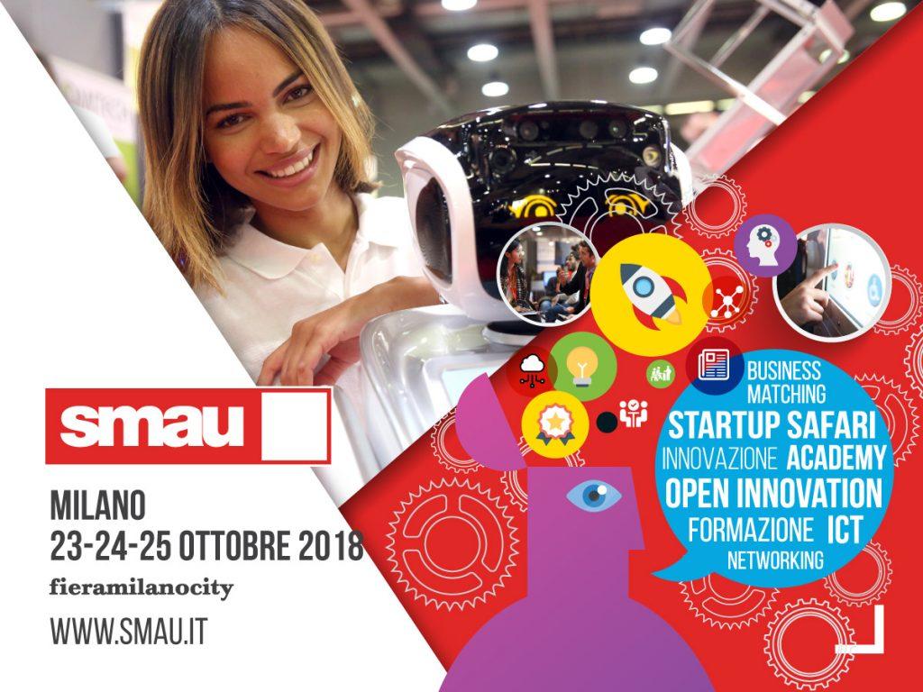 Superabile Inail a Smau Milano 2018: telefona la Numero Verde 800.810.810 o, da telefono mobile, allo 06 45539607 per prenotare il tuo ingresso gratuito.