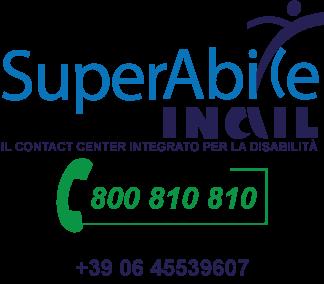 SuperAbile Inail, il Contact Center Integrato per la Disabilità