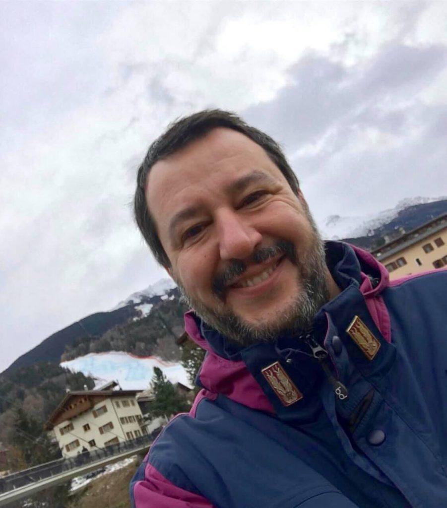 Matteo Salvini (fanpage facebook)