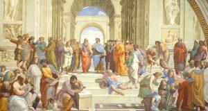 La Scuola di Atene, di Raffaello Sanzio: può la filosofia fornirci strumenti utili per affrontare la crisi indotta dalla pandemia? Un contributo del filosofo Orlando Franceschelli