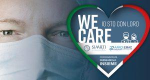 La campagna Siaarti per sostenere i propri iscritti durante l'emergenza Corno Virus