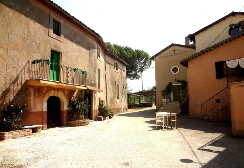 Turismo Km0, Borgo Sala in provincia di Rieti